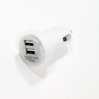 Автомобильное зарядное устройство VCOM 2xUSB (CA851A_800537)