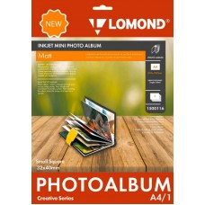 Фотоальбом мини Lomond Маленький квадрат (1500116)