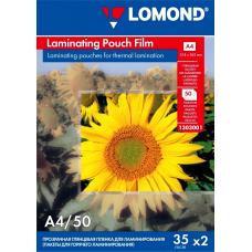 Пленка Lomond для ламинирования 35 мкм A4 50 пакетов (1303001)