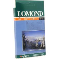 Фотобумага Lomond матовая односторонняя A6 180 г/м2 50л (0102088)