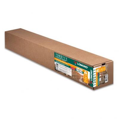 Фотобумага Lomond Paper Economy Type 610мм х 45м 90 г/м2 (1202111)