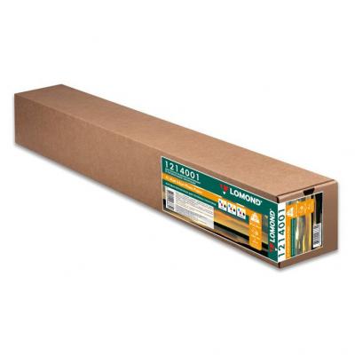 Фотобумага Lomond Paper Economy Type 1067мм х 30м 120 г/м2 (1214001)