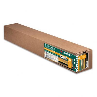 Фотобумага Lomond Paper 1067мм х 40м 120 г/м2 (1214004)