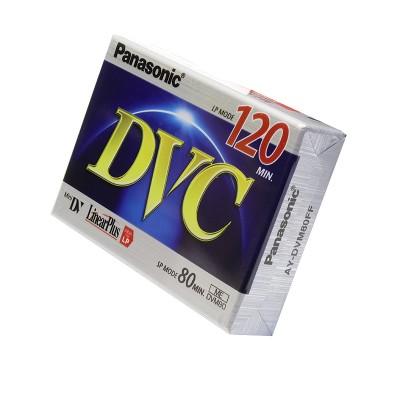 Видеокассета Mini DV Panasonic 120 Min (AY-DVM80FF)