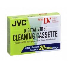 Чистящая кассета mini DV JVC M-DV2MCL