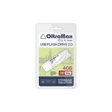 Флеш-накопитель OltraMax 310 белый (OM-4GB-310-White)