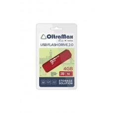 Флеш-накопитель OltraMax 310 красный (OM-4GB-310-Red)