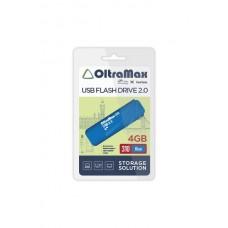 Флеш-накопитель OltraMax 310 синий (OM-4GB-310-Blue)