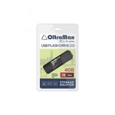 Флеш-накопитель OltraMax 310 черный (OM-4GB-310-Black)