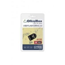 Флеш-накопитель OltraMax 330 черный (OM-4GB-330-Black)