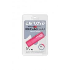 Флеш-накопитель Exployd 620 красный (EX-16GB-620-Red)
