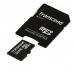 Карта памяти 32GB Transcend MicroSDHC Class 10 + SD адаптер (TS32GUSDHC10)