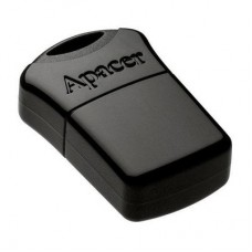 Флеш-накопитель 8GB AH116 Black USB 2.0 Apacer (AP8GAH116B-1)