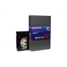 Видеокассета Sony BCT-10MA