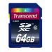 SD карта 64GB Transcend SDXC Class 10 200x (TS64GSDXC10)