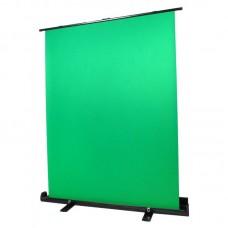 Фон раскладной баннерного типа FST RBS-168x200 Green