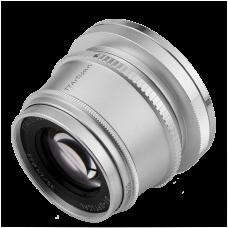 Объектив TTArtisan 35mm F1.4 EF-M Серебро