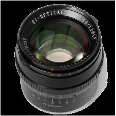 Объектив TTArtisan 50mm F1.2 Micro 4/3 Чёрный