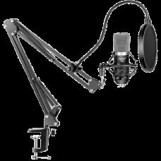 Микрофон Neewer NW-7000 Серебро + пантограф NB-35
