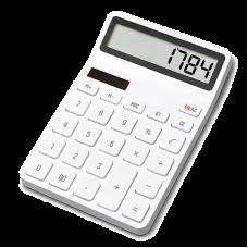 Калькулятор Xiaomi Kaco Lemo Desk Electronic Calculator Белый
