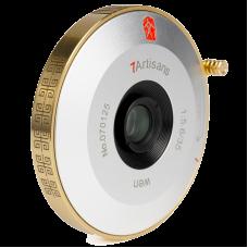 Объектив 7Artisans 35mm F5.6 Leica M Серебро