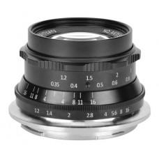 Объектив 7Artisans 35mm F1.2 Nikon Z Mount Чёрный