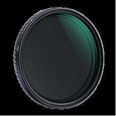 Светофильтр K&F Concept Nano-X Pro 62 мм ND2-32 KF01.1131