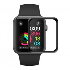Стекло Polo Kato для Apple Watch 40мм Чёрное
