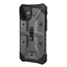 Чехол UAG Pathfinder для iPhone 12 mini Серебристый