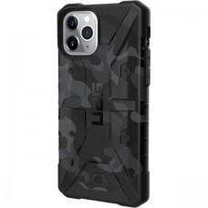 Чехол UAG Pathfinder для iPhone 11 Pro Черный камуфляж