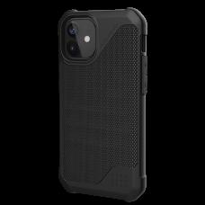 Чехол UAG Metropolis LT для iPhone 12 mini Кевлар черный
