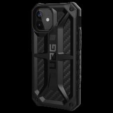 Чехол UAG Monarch для iPhone 12 mini Карбон