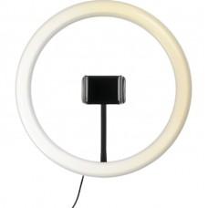 """Осветитель кольцевой Momax V.LOG Livestream Ring Light 12"""""""