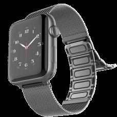Браслет Raptic Classic Plus для Apple Watch 38/40 мм Серебро