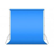 Фон бумажный Falcon Eyes BackDrop 2.72x10 Голубой