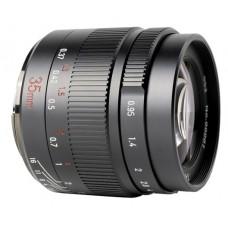 Объектив 7Artisans 35mm F0.95 Fujifilm-X
