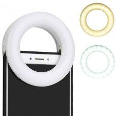 Осветитель кольцевой для смартфона Ulanzi XJ-19