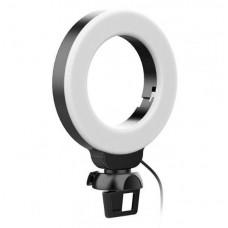Осветитель кольцевой Ulanzi VIJIM CL06 (комплект для конференций)