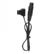 Кабель SoonWell XLR 4-pin - D-Tap