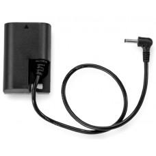 Адаптер питания Tilta LP-E6 - 3.5/1.35mm DC Male Dummy Battery