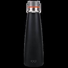 Термос Xiaomi KKF Smart Vacuum Bottle с OLED-дисплеем 475мл Чёрный