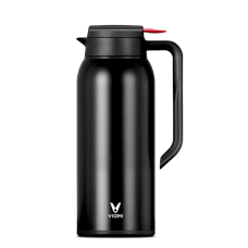 Термос Xiaomi Viomi Stainless Steel Vacuum 1500мл Чёрный