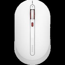 Мышь Xiaomi MIIIW Mute Mouse Белая