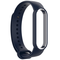 Ремешок Xiaomi Mi Bracelet Wristband для Mi Band 5 Темно-синий