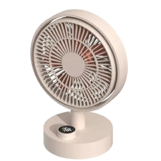 Настольный вентилятор Xiaomi Sothing Desktop Shaking Head Fan S1 Розовый