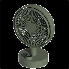 Настольный вентилятор Xiaomi Sothing Desktop Shaking Head Fan S1 Зелёный