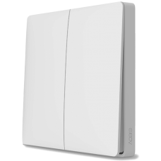 Беспроводной выключатель Xiaomi Aqara Wall Wireless Switch Double Key Edition