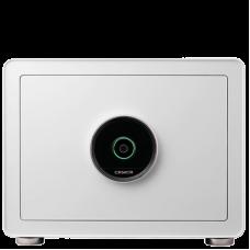 Электронный сейф с датчиком отпечатка пальца Xiaomi CRMCR Cayo Anno Smart Electric Safe Белый