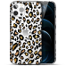 Чехол Kingxbar Glamour для iPhone 12 Pro Max Leopard