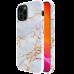 Чехол Kingxbar Marble для iPhone 12 Pro Max Белый